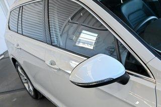 2017 Volkswagen Passat 3C (B8) MY18 140TDI DSG Highline White 6 Speed Sports Automatic Dual Clutch.