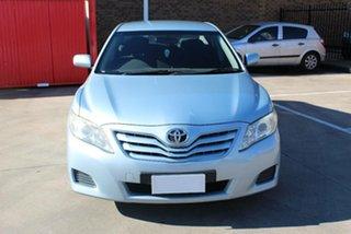 2010 Toyota Camry ACV40R 09 Upgrade Altise Blue 5 Speed Automatic Sedan.