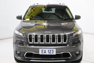 2015 Jeep Cherokee KL MY15 Limited Grey 9 Speed Sports Automatic Wagon.