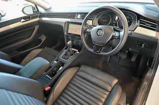 2017 Volkswagen Passat 3C (B8) MY18 140TDI DSG Highline White 6 Speed Sports Automatic Dual Clutch