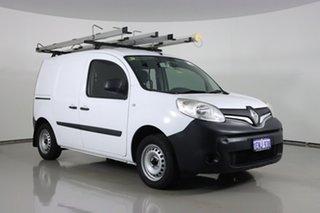2014 Renault Kangoo X61 1.6 SWB White 4 Speed Automatic Van.