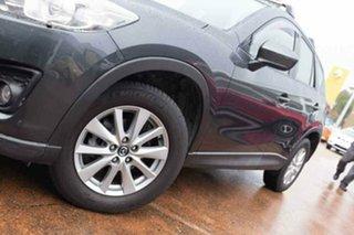 2013 Mazda CX-5 MY13 Maxx Sport (4x4) Grey 6 Speed Automatic Wagon.