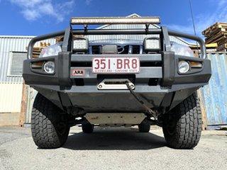 2008 Toyota Landcruiser Prado KDJ120R GXL Black 5 Speed Automatic Wagon