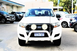 2015 Ford Ranger PX MkII XL Hi-Rider White 6 Speed Sports Automatic Utility