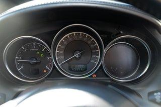 2015 Mazda 6 GJ1022 Atenza SKYACTIV-Drive Deep Crystal Blue 6 Speed Sports Automatic Sedan