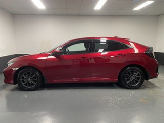 2020 Honda Civic 10th Gen MY20 VTi-S Red 1 Speed Constant Variable Hatchback