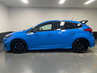 2017 Ford Focus LZ RS AWD Limited Edition Winning Blue 6 Speed Manual Hatchback