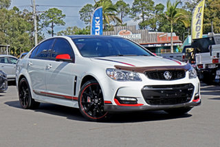 2017 Holden Commodore VF II MY17 Motorsport Edition White 6 Speed Sports Automatic Sedan.