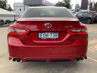 2019 Toyota Camry GSV70R SX Red 8 Speed Sports Automatic Sedan
