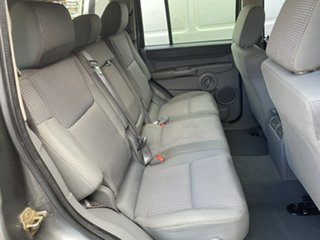2007 Jeep Commander XH Limited Grey 5 Speed Sports Automatic Wagon