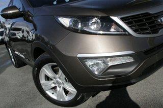 2013 Kia Sportage SL MY13 SI Sand Track 6 Speed Sports Automatic Wagon.