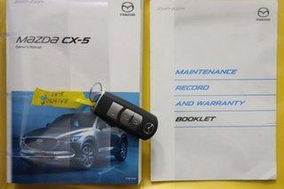 2017 Mazda CX-5 MY17 Akera (4x4) Black 6 Speed Automatic Wagon