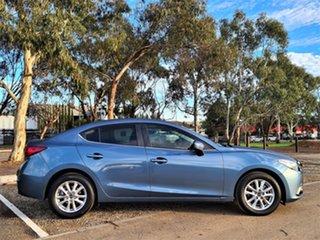 2015 Mazda 3 BM5278 Maxx SKYACTIV-Drive Grey 6 Speed Sports Automatic Sedan.