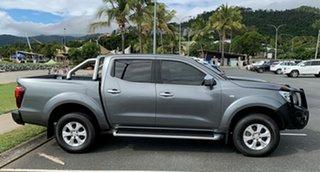 2017 Nissan Navara D23 S2 ST Grey Automatic