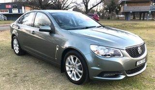 2013 Holden Commodore VF MY14 International Grey 6 Speed Sports Automatic Sedan.