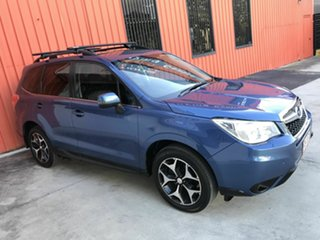 2014 Subaru Forester S4 MY14 2.5i-S Lineartronic AWD Blue 6 Speed Constant Variable Wagon