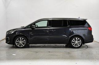 2019 Kia Carnival YP MY19 Platinum Grey 8 Speed Sports Automatic Wagon.