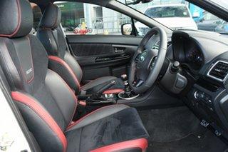 2020 Subaru WRX V1 MY20 STI AWD Premium White 6 Speed Manual Sedan