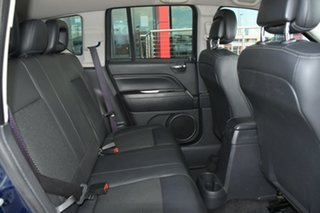 2014 Jeep Compass MK MY15 North Blue 6 Speed Sports Automatic Wagon