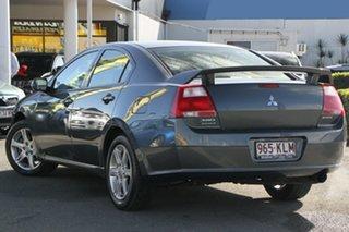 2007 Mitsubishi 380 DB Series III ES Sports Storm (gunmetal)/cloth 5 Speed Sports Automatic Sedan.
