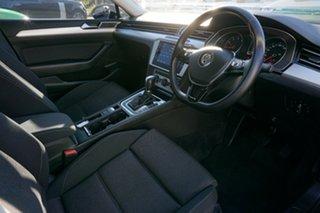 2018 Volkswagen Passat 3C (B8) MY18 132TSI DSG Black 7 Speed Sports Automatic Dual Clutch Sedan