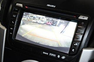 2016 Isuzu D-MAX MY15 LS-Terrain Crew Cab Black 5 Speed Sports Automatic Utility