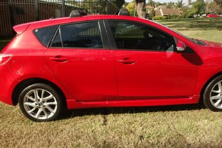 2013 Mazda 3 BL10L2 MY13 SP25 Activematic Red 5 Speed Sports Automatic Hatchback