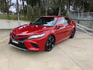 2019 Toyota Camry GSV70R SX Red 8 Speed Sports Automatic Sedan.
