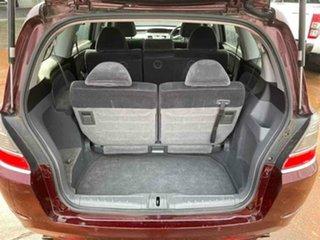 2008 Honda Odyssey 3rd Gen MY07 Red 5 Speed Sports Automatic Wagon