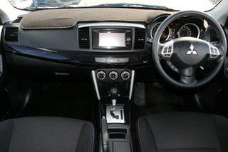 2016 Mitsubishi Lancer CF MY16 ES Sport White Solid 6 Speed Constant Variable Sedan