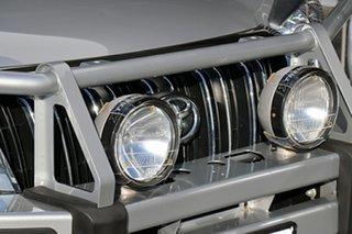 2014 Toyota Landcruiser Prado KDJ150R MY14 GXL Silver, Chrome 5 Speed Sports Automatic Wagon.