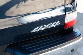 2015 Mazda BT-50 UR0YF1 XTR Deep Crystal Blue 6 Speed Sports Automatic Utility