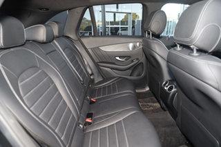 2020 Mercedes-Benz GLC-Class X253 800+050MY GLC300 9G-Tronic 4MATIC Obsidian Black 9 Speed