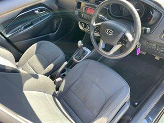 2011 Kia Rio UB MY12 SLi 6 Speed Sports Automatic Hatchback