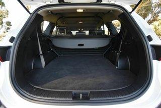 2019 Hyundai Santa Fe TM MY19 Active White 6 Speed Sports Automatic Wagon