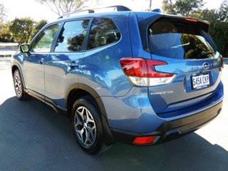 2020 Subaru Forester S5 MY21 2.5i CVT AWD Blue 7 Speed Constant Variable Wagon