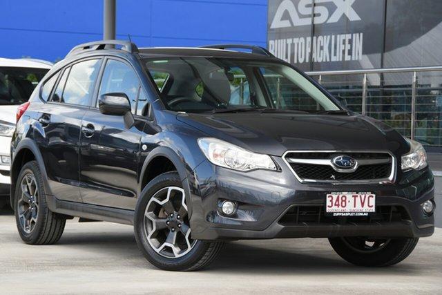 Used Subaru XV G4X MY14 2.0i AWD Aspley, 2014 Subaru XV G4X MY14 2.0i AWD Dark Grey 6 Speed Manual Wagon