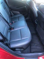 2017 Hyundai Tucson TLE2 MY18 Highlander AWD Red 6 Speed Sports Automatic Wagon