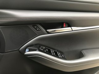 2021 Mazda 3 BP2S7A G20 SKYACTIV-Drive Touring Machine Grey 6 Speed Sports Automatic Sedan