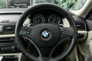 2010 BMW X1 E84 MY11 xDrive23d Steptronic Black 6 Speed Sports Automatic Wagon