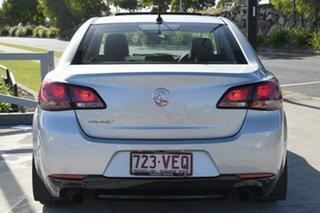 2014 Holden Calais VF MY14 V Silver 6 Speed Sports Automatic Sedan