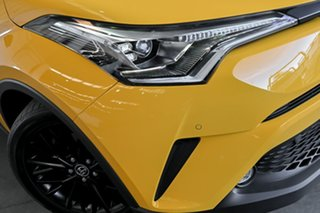 2018 Toyota C-HR NGX10R Koba S-CVT 2WD Yellow 7 Speed Constant Variable Wagon.