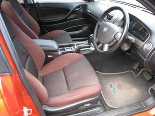 2006 Holden Commodore VZ MY06 S Orange 4 Speed Automatic Utility