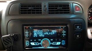 2002 Nissan Patrol GU III MY2002 ST Plus Gold 4 Speed Automatic Wagon
