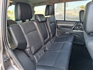 2015 Mitsubishi Pajero NX MY15 Exceed Bronze 5 Speed Sports Automatic Wagon