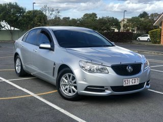 2013 Holden Commodore VF MY14 Evoke Silver 6 Speed Sports Automatic Sedan.