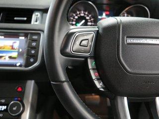 2018 Land Rover Range Rover Evoque L538 MY19 SE Black 9 Speed Sports Automatic Wagon