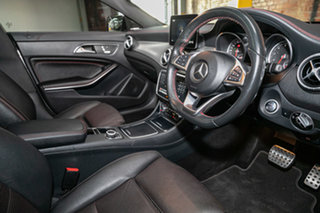 2016 Mercedes-Benz CLA-Class C117 807MY CLA200 DCT Grey 7 Speed Sports Automatic Dual Clutch Coupe.