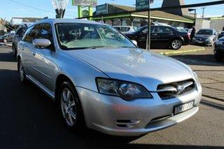 2005 Subaru Liberty B4 MY05 Luxury Series AWD Silver 4 Speed Sports Automatic Wagon.