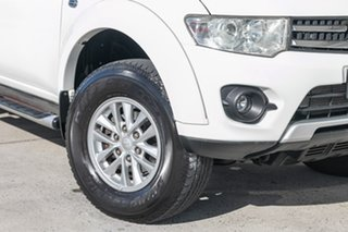 2015 Mitsubishi Challenger PC (KH) MY14 White 5 Speed Sports Automatic Wagon.